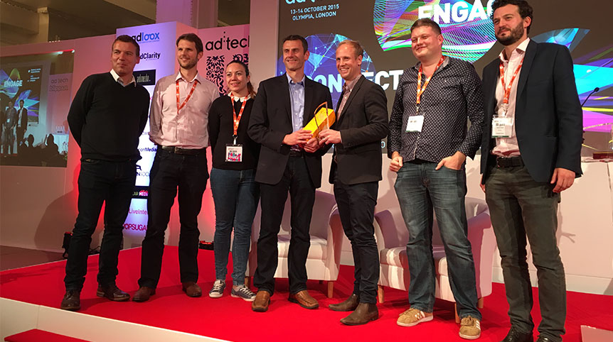 Next Big Thing at ad:tech London 2015 awarded to Relative Insight