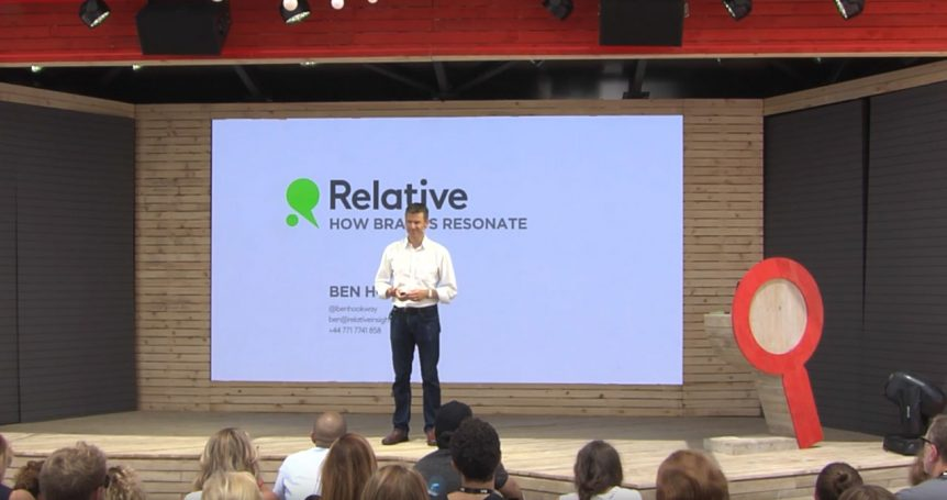 Video of Relative Insight's pitch on #YouTubeBeach at Cannes Lions 2016