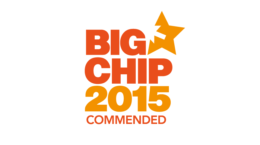 Relative Insight wins a commendation at the Big Chip awards