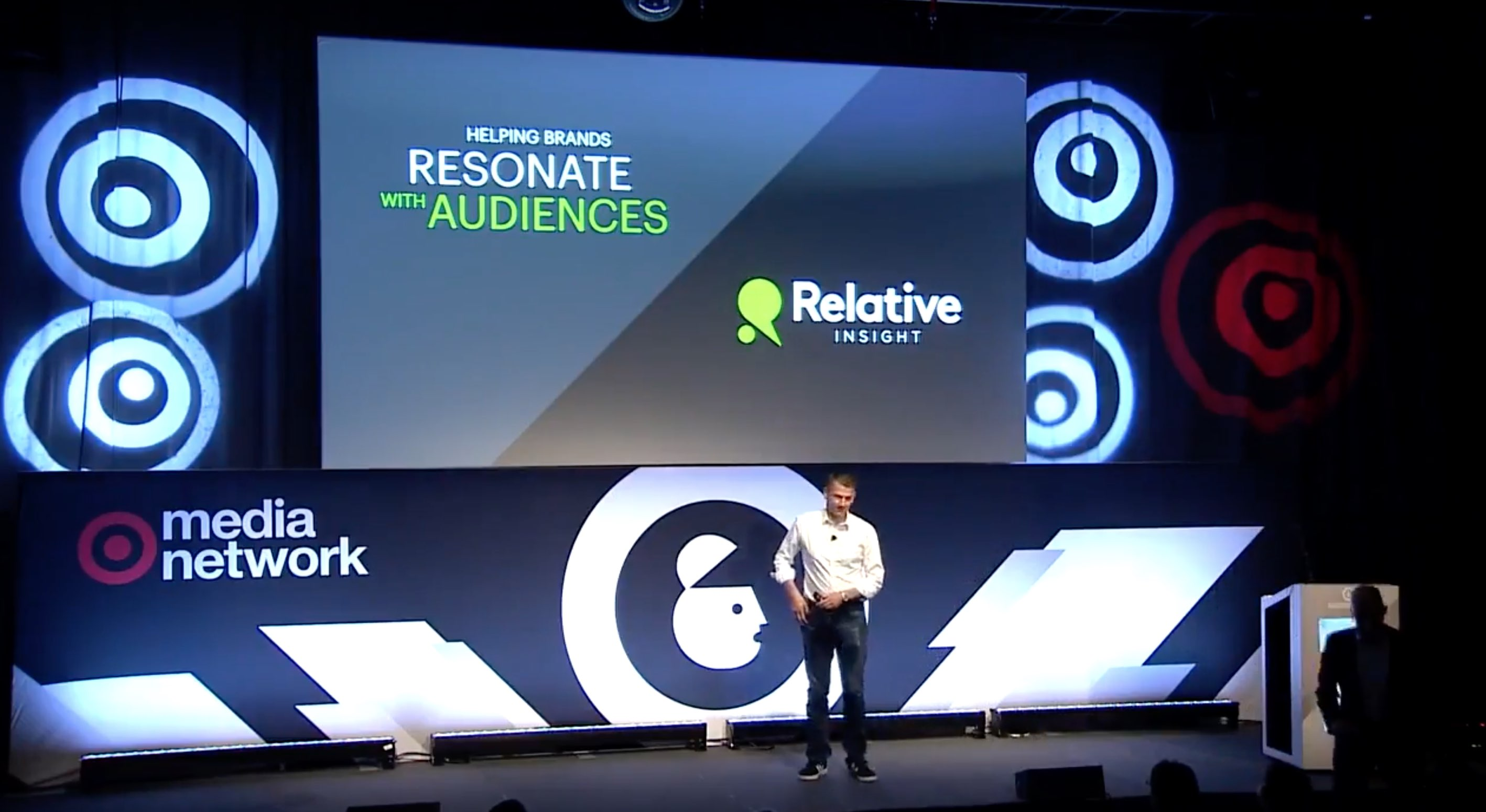 Video of Relative Insight's pitch at AdWeek NYC