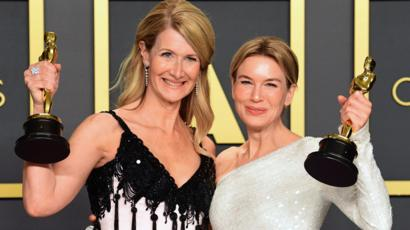 Oscars speeches in 2020: Sorry Mom, we've got bigger fish to fry…