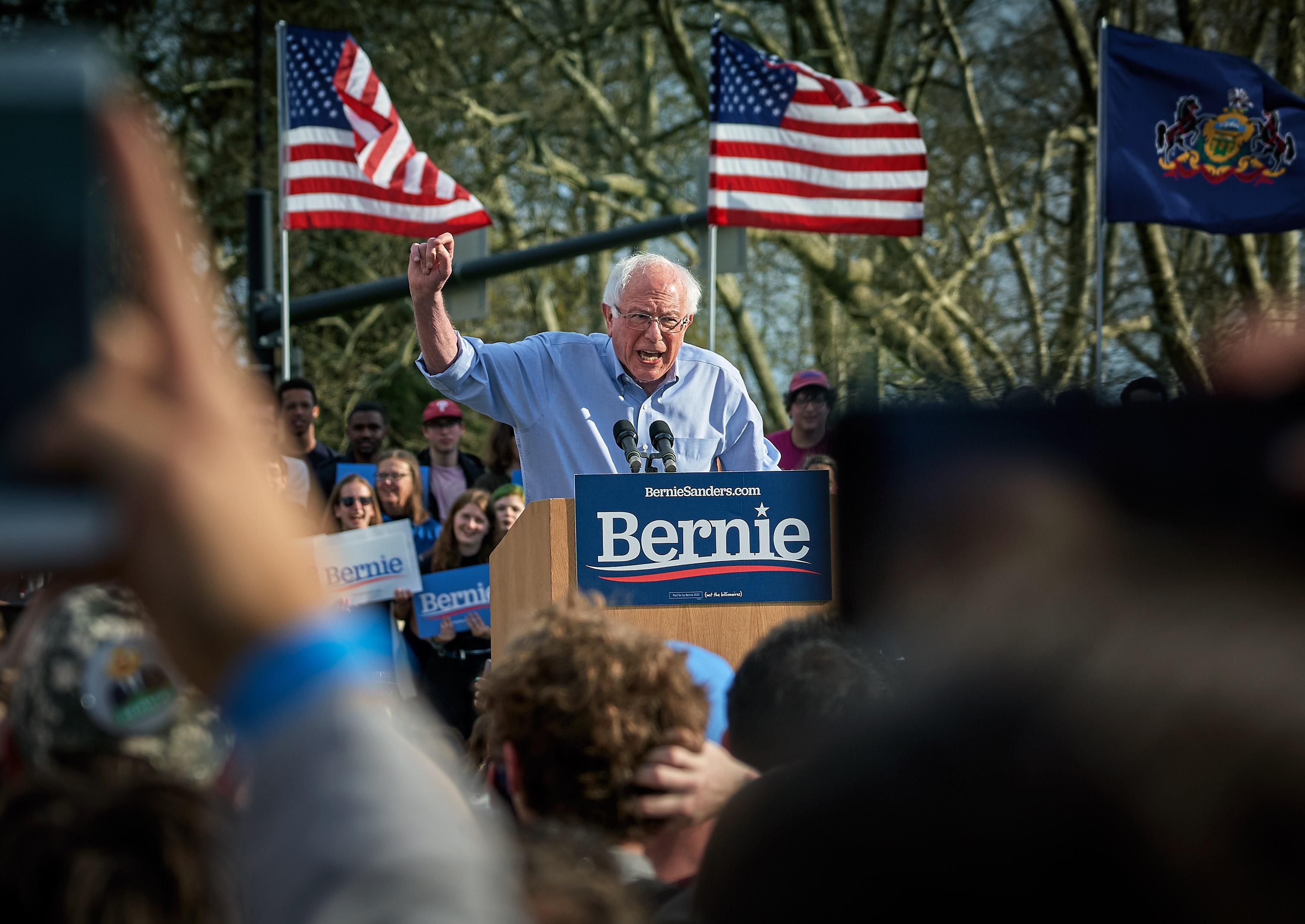 Bernie or Joe – choose your fighter!