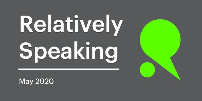 Relatively Speaking #1