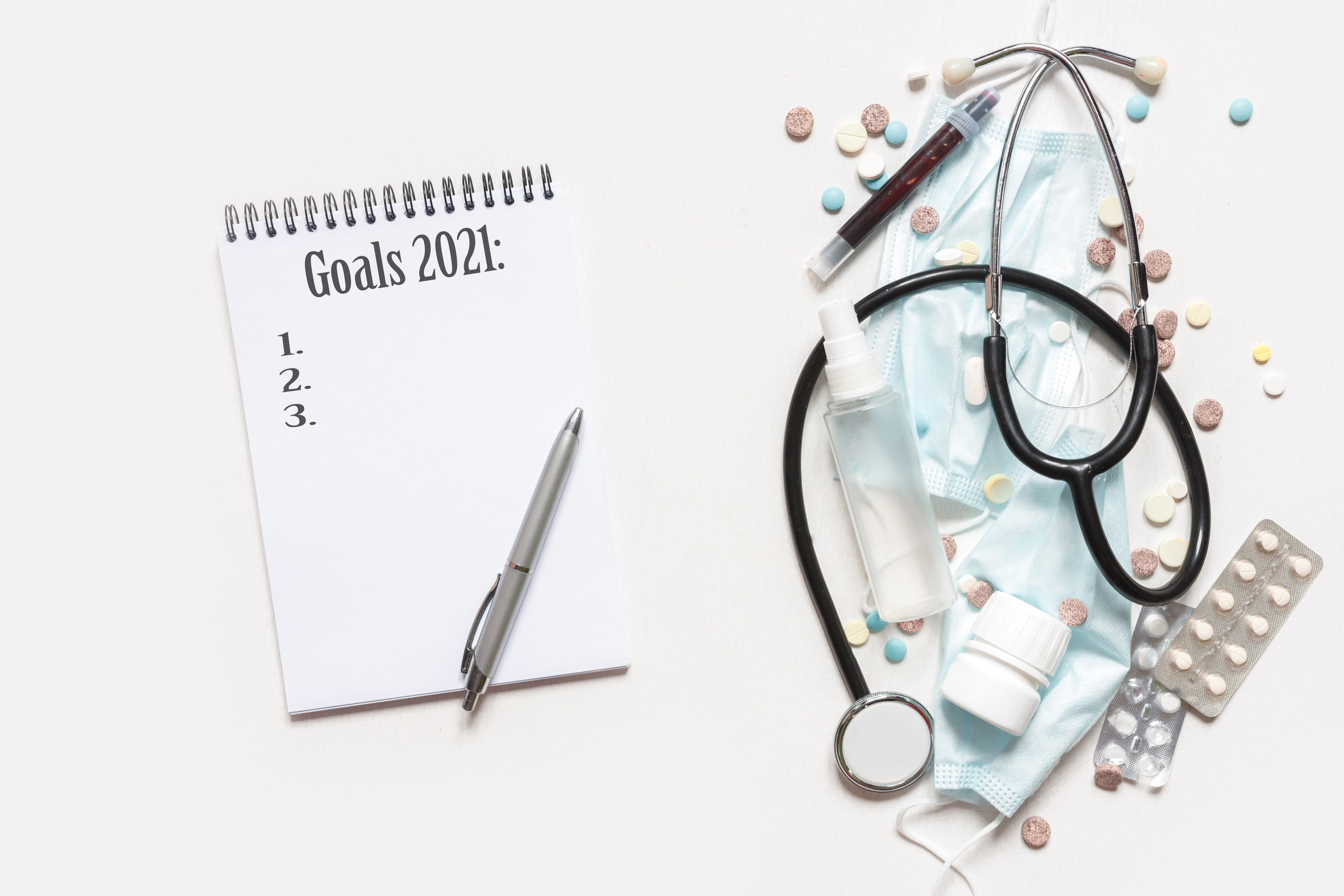 Has 2020 changed our New Year's resolutions?