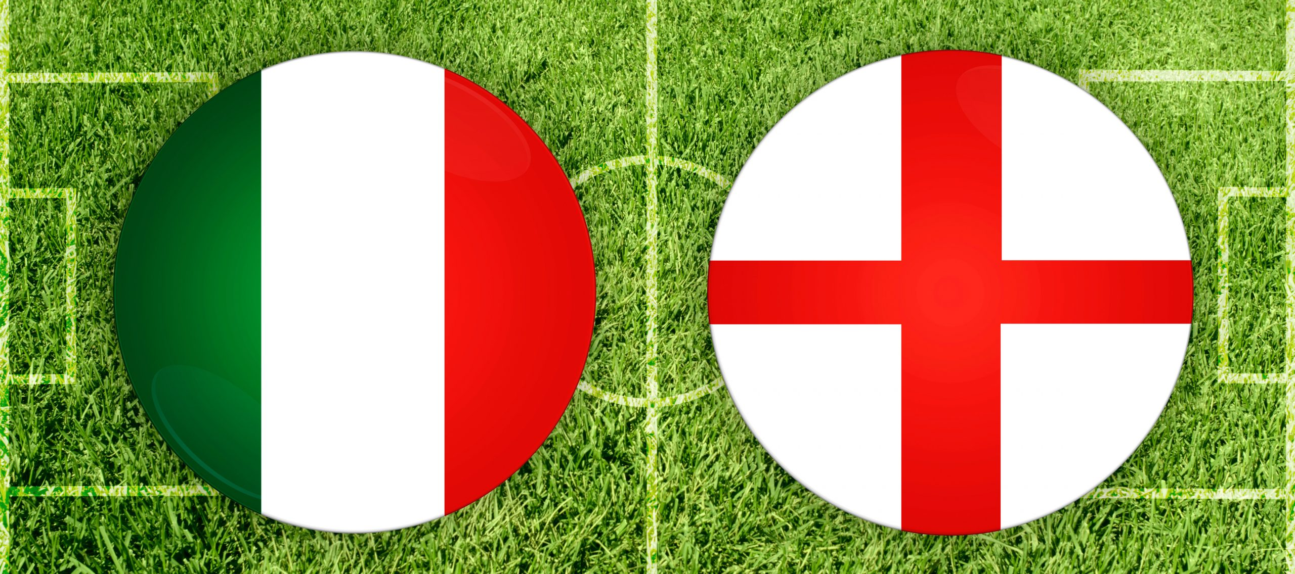 Euros Italy vs England