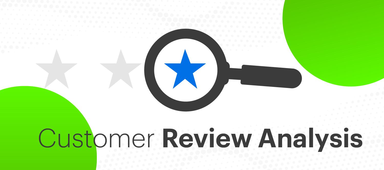 Image: Customer review analysis